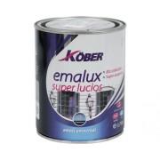 Email superlucios Emalux Köber alb clasic 0,75 l