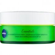 Nivea Urban Skin дневен крем с антиоксидиращ ефект с хиалуронова киселина SPF 20 50 мл.