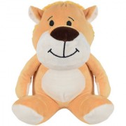 Ultra Cute Sitting Lion Soft Toy 9 Inches Brown
