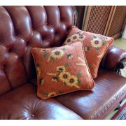 Girasole federa cuscino cm 40X40