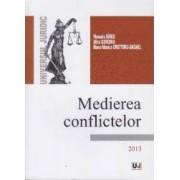 Medierea conflictelor 2013 - Manuela Sirbu Alina Gorghiu