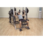 Power Rack Body-Solid GS348QP4
