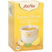 Yogi Tee Gingembre Citron - 17 Sachet
