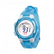 Cocodeal Niño Niña Deportes Reloj Impermeable-Azul
