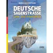 DEUTSCHE SAGENSTRASSE LESE- UND ARBEITSBUCH - CORINT (CEDU384)