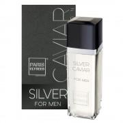 Eau de Toilette Paris Elysee Caviar Silver For Men 100ml