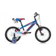 "Детски велосипед Ferrini RIDE 16"", BLUE, RED/WHITE"
