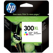HP Original Tintenpatrone CC644EE (No.300XL) HC color