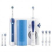 Toothbrush Oral-B Braun PRO 2000 + irygator OxyJet OC20