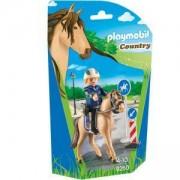 Комплект Плеймобил 9260 - Полицай с кон, Playmobil, 2900317