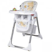 Детско столче за хранене Yam Yam, Lorelli, Grey Zaza, 0740233