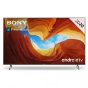 "Телевизор Sony BRAVIA KD-55XH9096 55"", 4K HDR TV, Full Array LED, 4K HDR Processor X1, Dolby Atmos, DVB-C / DVB-T/T2 / DVB-S/S2, USB, Android TV, Гласов контрол, Черен"