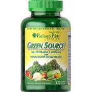 vitanatural green source - source verte - 120 comprimés