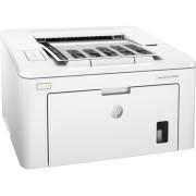 Принтер HP LaserJet Pro M203dn A4; A5; A6; B5; 1200 x 1200 dpi 28 ppm 256MB 800 MHz duplex PCL5c;PCL6; PS; PCLm, URF,PDF, PWG; USB 2.0; Ethernet 10/100