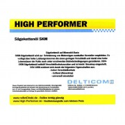 High Performer SKM Chainsaw oil 20 Litre Canister