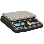 Cantar Comercial Electronic Dibal G305, Capacitate 6-15 kg, Interfata Serial si Platan din Inox, Fara Brat