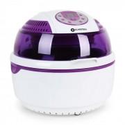 Klarstein VitAir varmluftsfritös violett 1400W Grill Bakning