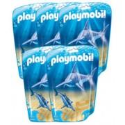 Playmobil Jouet Playmobil collection Le Zoo - Espadon et son bébé (n° 9068) - x5