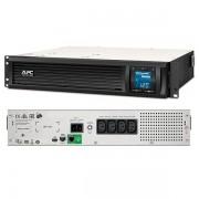 APC Smart-UPS C 1500VA LCD RM 2U 230V SmartConnect, SMC1500I-2UC SMC1500I-2UC