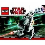 LEGO Star Wars Exclusive Set #30006 Clone Wars Clone Walker