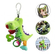 Here Fashion Baby Toys Rattle New Infant Plush Baby Toys Lather Crib Car Hanging Rattles Bebe Stroller