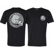 John Doe T-Shirt John Doe T-Shirt Indian black 3XL schwarz