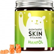 Bears with Benefits Glowtastic Skin Vitamins Hanfsamenöl 60 Stk.