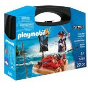 Set figurine Playmobil Pluta piratilor