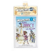 Fancy Nancy at the Museum Book and CD [With Paperback Book]/Jane O'Connor