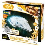Revell 01017 Star Wars Han Solo Advent Calendar