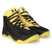 Under Armour UA CURRY 3.5 Basketball Shoes For Men(Black)