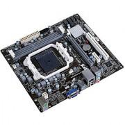 ECS Elitegroup A68F2P-M2 (1.0) Durathon 2 A68F2P-M2 FM2+ HD 5.1 GB LAN SATA3 USB3 HDMI VGA COM LPT PC AMD 100W WHQL Motherboard