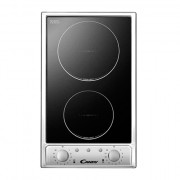 Candy Hob CDH 32/1X Vitroceramic, Number of burners/cooking zones 2, must