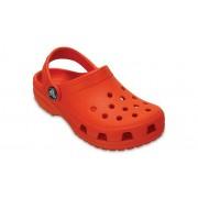 Crocs Classic Klompen Kinder Tangerine 19
