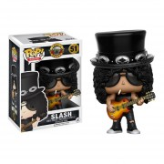 Funko Pop Rocks Slash Guns N Roses Música Nuevo Vinyl 51