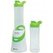 Blender Rohnson R571 2GO 350W 2 x 600ml fara BPA Alb
