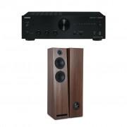 Pachet Amplificator Integrat Onkyo A-9050 + Boxe Acoustic Energy 103 desigilat