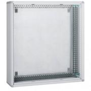 XL3 800 1050x910x230 fém fali elosztószekrény