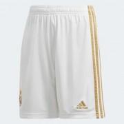 Домашние игровые шорты Реал Мадрид adidas Performance Белый 140