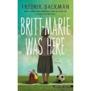 Britt-Marie Was Here, Paperback