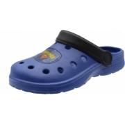 Papuci din spuma EVA baieti Superman Setino 870-510B Albastru 27/28
