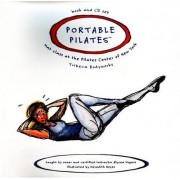 Alycea Ungaro - Portable Pilates - Book and CD Set: Mat Class at the Pilates Center of New York - Preis vom 07.08.2020 04:56:28 h