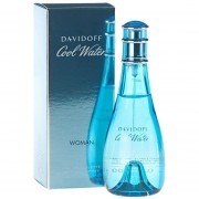COOL WATER by Davidoff Eau De Toilette Spray 3.4 oz for Women 100 ml