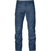 FjallRaven Nils Trousers - Uncle Blue - Pantalons de Voyage 56