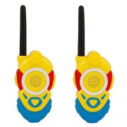 HEER 2 Player Walke Talkis Phone With Long Range Toy - Yellow