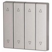 Capac Buton cvadruplu - Argintiu ^/v CWIZ-04/23 EATON