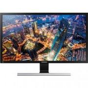 Samsung LED monitor Samsung U28E590D, 71.1 cm (28 palec),3840 x 2160 px 1 ms, TN LED HDMI™, DisplayPort