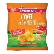 Plasmon (Heinz Italia Spa) Plasmon Dry Snack Paff Carota Pomodoro 15 G