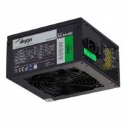 Akyga Pro Semi-Modular ATX Power Supply 600W AK-P4-600 Fan12cm P8 5xSATA 2xPCI-E