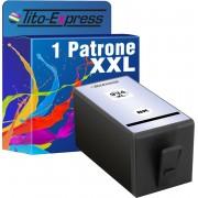 Tito-Express PlatinumSerie PlatinumSerie® 1 Cartridge XXL Black Compatible voor HP 934 XL 935 XL Office Jet Pro /HP OfficeJet Pro 6230 / 6800 / 6830/